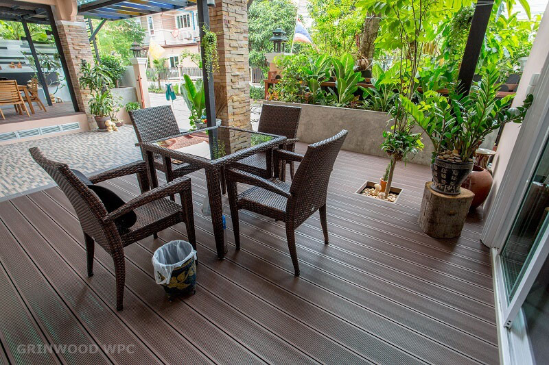 wholesale provider of wpc deck | wood plastic decking