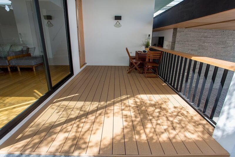 europe standard exterior wpc | wpc decking board