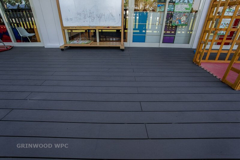with 15 years warranty wood plastic | wpc flooring