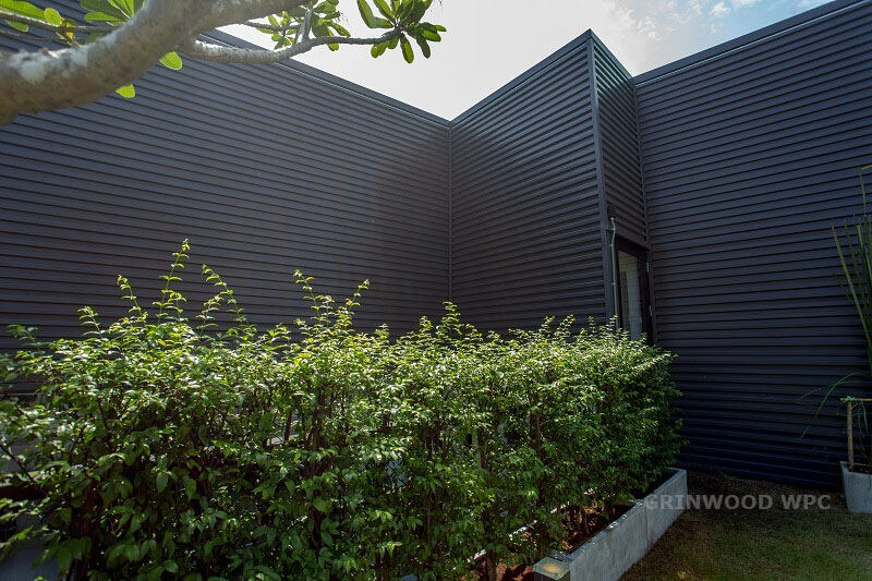 Wear-resistant wood plastic | wpc wall cladding